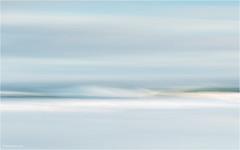Wave dreams (He Ro.) Tags: 2018 northumberland icm intentionalcameramovement artistic motion water painterly dreamlike bamburgh bamburghbeach waves minimalist blue longexposure england northeastengland creative northeast coast uk northsea nordsee