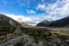Lest we forget (Kitonium) Tags: lest forget hooker valley nz new zealand memorial outdoor nature landscape landscapephotography mountain mountainside travelling travelgram photooftheday picoftheday sony sonyalpha a7m2 bbctravel natgeo lonely planet