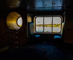 Cruising day (Petri Juhana) Tags: cruising mobile motorolaz holiday sailing sea siljaline christmas baltic strange art