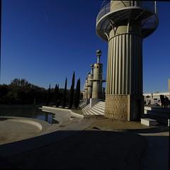Parc de l'Espanya Industrial, Barcelona (FD8591) Tags: barcelona 201812