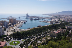 Málaga (RS_1978) Tags: pentaxk7 spanien gewässer acqua eau espagne españa spain wasser water málaga andalucia esp