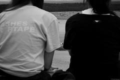 W ramionach / In arms - Pustynia Błędowska 2018 (Tu i tam fotografia) Tags: blackandwhite noiretblanc enblancoynegro inbiancoenero bw monochrome czerń biel czerńibiel noir czarnobiałe młodzi młodapara nowożeńcy ślub wedding marriage para couple betweenarms arms ręce hands ludzie people człowiek kobieta mężczyzna woman man male girl dziewczyna kiss pocałunek polska poland pustynia pustyniabłędowska desert inthedistance faraway far woddali daleko small piasek piach sand outdoor