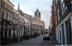 Nieuwstraat (XBXG) Tags: nieuwstraat hooglandse kerk hooglandsekerk leiden nederland holland netherlands paysbas straat rue street calle church iglesia église