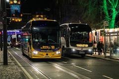 Park's of Hamilton LSK876 (busmanscotland) Tags: scottish citylink megabus megabuscom volvo b11rt plaxton elite parks hamilton lsk876 lsk 876