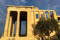 Acropole IV - Pandroséion (Julien JUBIN) Tags: grece hellas colones couchersoleil athenes athena sunset