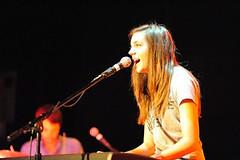 LIVE FROM KURE - Elizabeth Arynn (aka Arin Eaton aka Karen Meat) (iowamusicshowcase) Tags: iowa music bands singers artists midwest