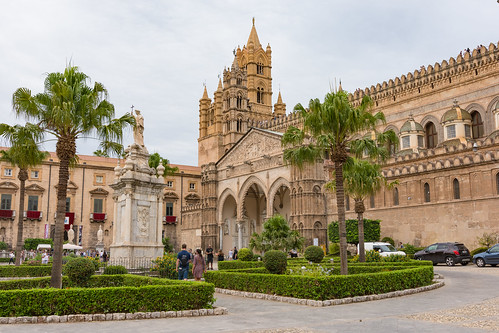 Sizilien 2018 - Palermo - Kathedrale