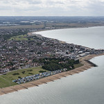 Whitstable in Kent - aerial image thumbnail