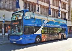 München, Bahnhofplatz 14.08.2017 (The STB) Tags: bus busse autobus autobús publictransport citytransport öpnv münchen munich verkehr deutschland germany opentopbus