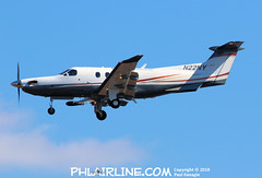 N22NY (PHLAIRLINE.COM) Tags: philadelphiainternationalairport spotter kphl phl bizjet spotting airline generalaviation planes flight airlines philly