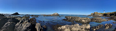 Yaquina Head at Pacific Coast in OR (landscapesinthewest) Tags: yaquina head outstanding natural area pacific coast oregon landscapes west northwest panorama panoramic american