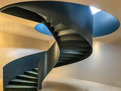 The SSStaircase (sedatozmen) Tags: escada portugal stairs vistaalegre week74