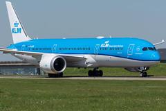 KLM / B789 / PH-BHN / EHAM Victor (_Wouter Cooremans) Tags: eham ams amsterdam amsterdamschipholairport spotting spotter avgeek aviaton airplanespotting aviation klm b789 phbhn victor