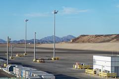 Distant hills (NA.dir) Tags: medina airport prince mohammad bin abdulaziz international saudi arabia airlines