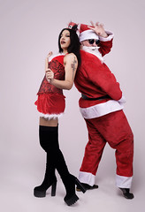 Cool Santa and the Sexy Elves: a pinup photoshoot by SpirosK photography (SpirosK photography) Tags: pinup pinupphotography pinupphotoshoot pinupgirls christmas sexy elves sexyelves red portrait studio christmaspinup coolsanta gangstasanta ailiroy