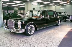 Slides Mercedes museum 1999/2000 (Ronald_H) Tags: slides mercedes museum 1999 2000 slide film automotive oldtimer classic car