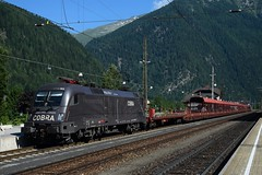 1116 182, ASTB 9609, Mallnitz-Obervellach (M. Kolenig) Tags: 1116 autoschleuse tauernbahn