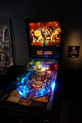 Guns N'Roses pinball - Rock and Roll Hall of Fame, Cleveland (SomePhotosTakenByMe) Tags: gunsnroses pinball pinballmachine flipperautomat flipper spielautomat urlaub vacation holiday america amerika usa unitedstates cleveland stadt city innenstadt downtown rockandrollhalloffame museum ausstellung exhibition halloffame indoor