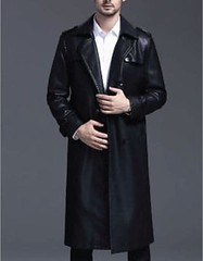 Mens Leather Trench Coat Full Length (jacobjones73) Tags: coat coats customleathercrafttrenchcoatr105x custommensraccoonfurlinedleathercoats fulllengthleathercoats howtoweartrenchcoatmen leather leatherjacket leathertrenchcoat mensstyletips mensburberrytrenchcoat mensfashion mensleathercoats mensleatherjackets mensleathertrenchcoatfulllength mensstyle menstrenchcoat trench trenchcoat trenchcoatgarment wintercoats