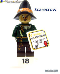 18) Scarecrow (WhiteFang (Eurobricks)) Tags: lego collectable minifigures series city town space castle medieval ancient god myth minifig distribution ninja history cmfs sports hobby medical animal pet occupation costume pirates maiden batman licensed dance disco service food hospital child children knights battle farm hero paris sparta historic brick kingdom party birthday fantasy dragon fabuland circus people photo magic wizard harry potter jk rowling movies blockbuster sequels newt beasts animals train characters professor school university rare sign movie warner brothers apoc