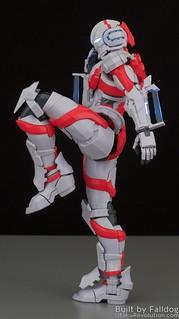 Model Principle Ultraman 18 by Judson Weinsheimer