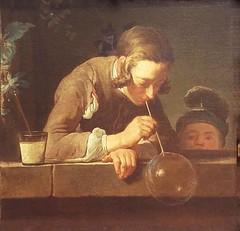 Jean Simeon Chardin (French,1699-1779),Soap Bubbles,1734,oil on canvas (marcos2077) Tags: metropolitanmuseumofart jeansimeonchardin a