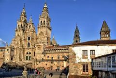 Santiago de Compostela Cathedral (Jocelyn777) Tags: cathedral monuments historicsites historiccitycentres santiagodecompostela galicia spain travel