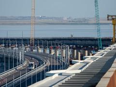 M1 20180928 46 (romananton) Tags: крымскиймост керченскиймост kerchstraitbridge crimeanbridge bridge мост стройка строительство крым construction constructing