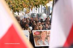 10.11.2018 Bielefeld: Neonazistischer Aufmarsch für Ursula Haverbeck von DIE RECHTE NRW (RechercheNetzwerk.Berlin) Tags: dierechte neonazismus shoahleugnung holocaustleugnung ursulahaverbeck antisemitismus bielefeld nationalsozialismus