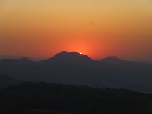 Sunrise, Mount Nemrut (Nemrut Dağı), Turkey