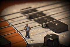 Fender Bass, Beer-gut Guy. (EOS) (Mega-Magpie) Tags: canon eos 60d indoorwinterblues music beergut guy fender jazz bass guitar