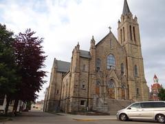 St. Joseph Roman Catholic Church (1910) - Circleville, OH (jaci starkey) Tags: 2014 ohio pickawaycounty churches