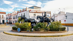 ESPAGNE- ALMONTE - 001 -ANDALOUSIE- BCN_1759 (bercast) Tags: provincedehuelva 2018 almonte andalousie architecture espagne fevrier spain tourisme ue villagetypique bc