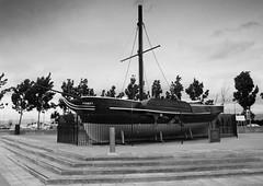 Replica of the PS 'Comet', Port Glasgow (Joe Son of the Rock) Tags: comet pscomet steamer paddlesteamer replica portglasgow boat ship