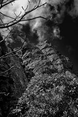2018-11-17_Otetatopu_4_web (Rojobin) Tags: rockclimbing sports bankspeninsula newzealand nz crags landscapes cloudy otepatotu