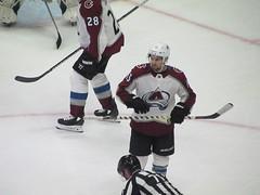 IMG_5103 (Dinur) Tags: hockey icehockey nhl nationalhockeyleague avalanche avs coloradoavalanche ducks anaheimducks