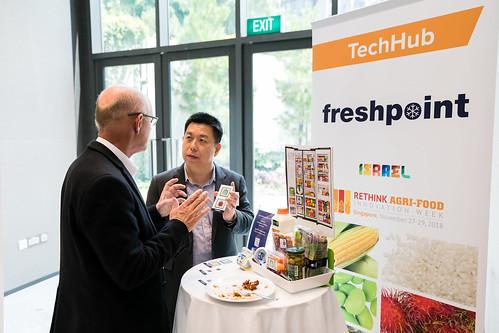 [2018.11.28] - Rethink Agri-Food Innovation Week Day 2 - 360