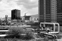 Ulaan Baatar, Mongolia (bm^) Tags: travel ulaanbaatar mongolië mn urban mongolia distagont228 distagon282zf nikon d700 bw blackandwhite black white blackwhitephotos zf2 zeiss carl nikond700 zwart wit zwartwit architecture architectuur