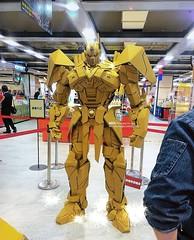 optimus prime (miguel kibagami) Tags: art artist kaixiangzhong xiang zhong papercraft cardboard plastic arte china chinese origami