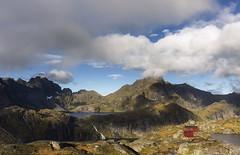 Munkebu Hütte (inmyeyespictures) Tags: norwegen munkebu hütte hut wandern walking hiking norway canon 5d iii 1635 f4 berge mountain