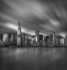 LE Manhattan BW RS-1186 (P.E.T. shots) Tags: manhattan longexposure