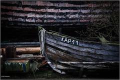 KAP.11 (geka_photo) Tags: gekaphoto flensburg schleswigholstein deutschland boote holz museumswerft beiboote ruderboote