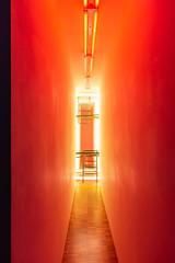 Dream passage with four corridors (Nauman) (Bernard Ddd) Tags: cubisme braque expositionhistoires dune collection picabia picasso expositionle francispicabia marcelduchamp gris albertgleizes beaubourg robertetsoniadelaunay jeanmetzinger léger paris france fr