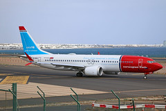 Norwegian Air Shuttle / LN-BKC / B 737-8 MAX (karl.goessmann) Tags: norwegianairshuttle b7378max boeing lnbkc ace
