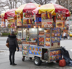 Hot Dog Stands abounded (flacko_man) Tags: d