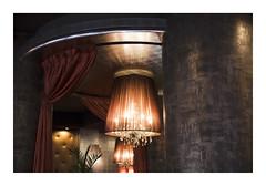 _K002301 (Jordane Prestrot) Tags: ♒ jordaneprestrot paris lustre chandelier candelabro bar brasserie restaurant restaurante garedelest