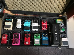 Pedalboard Fevereiro 2019 (marcelodonati) Tags: mojo hand fx boss collateral tcelectronic ibanez xotic dunlop