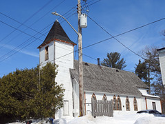 The former St. Stephen's Anglican Church (1892-1952) in Britannia Village (Ottawa), Ontario (Ullysses) Tags: britanniavillage ottawa ontario canada church église anglican ststephensanglicanchurch