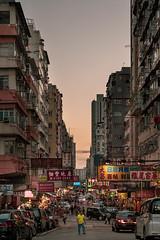 Yellowman (mikemikecat) Tags: ç´è² kweilin street hk sham shui po 桂林街 mikemikecat dusk