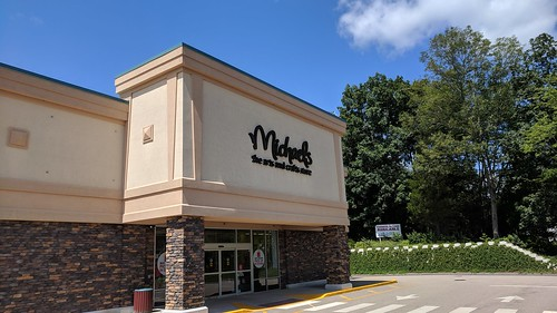 Michaels (East Brook Mall, Mansfield, Connecticut)